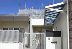 2.環境に合わせて屋根を取り付け可能